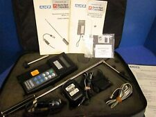 Alnor CompuFlow 8575 Meter and 275 ThermoAnemometer Probe Kit, Used