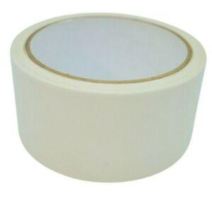 ECONOMY BOOK SPINE REPAIR TAPE - WHITE - 48mm x 10m roll