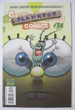 SPONGEBOB COMICS #14 UNITED PLANKTON PICTURES CHUCK DIXON CHABOT JAMES KOCHALKA