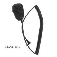 Handheld Speaker Mic PPT 3.5mm For Yaesu VX-2R VX-1R VX-5R FT-60R VX-150 FT-250
