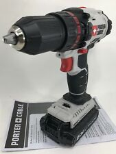 Porter-Cable - PCC601 Drill Driver & PCC681L 20V 1.3 Ah MAX Lithium Battery