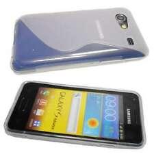caseroxx TPU-Case for Samsung Galaxy S Advance i9070 in clear made of TPU