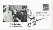 Bob Huffaker - JFK Assassination Journalist - Signed JFK FDC