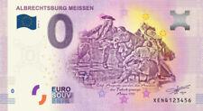 Billet Touristique 0 Euro - Albrechtsburg Meissen - 2018-2