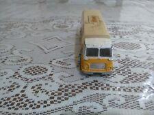 Dinky toy trucks