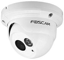 Foscam FI9853EP Fixed Dome PoE 720P IP Camera IP66 CCTV