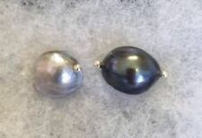Fine Silver Pearl Stud Fine Earrings