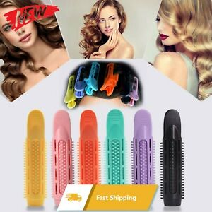6pcs Volumizing Hair Root Clip Curler Roller Wave Fluffy Clip Styling Tool Women