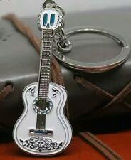 Disney Coco Miguel Guitar Keychain Keyring metal HIGH QUALITY