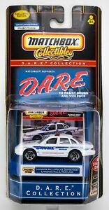 2000 Matchbox D.A.R.E. Series 3 Nissan 300ZX / Sanibel, FL Police Department