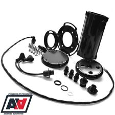 Racinglines Fuel Swirl Pot Kit Intigrated Billet Aluminium Body & Fittings RL-40