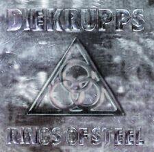 DIE KRUPPS Rings Of Steel - CD (US Import - Compilation)