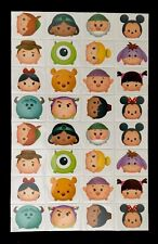 TSUM TSUM TATTOOS/TATTOO ASSORTED CHARACTERS 16 COUNT PARTY FAVOR/FAVORS