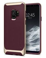 Spigen® Samsung Galaxy S9 [Neo Hybrid] Anti-Choc Étui Coque Case Cover [Burgund]