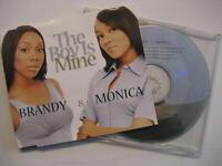 "BRANDY & MONICA ""THE BOY IS MINE"" - MAXI CD"