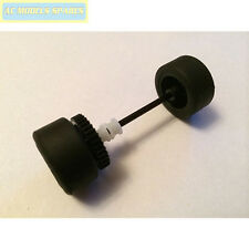 W10347 Scalextric Spares Rear Axle Assembly for Corvette C6R