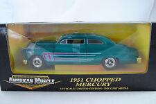 1:18 Ertl 1951 Chopped Mercury vert édition limitée #32315