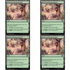 Land 4x Commander 2014 Individual Magic: The Gathering Cards