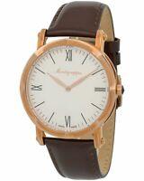 Montegrappa NeroUno Slim Mens Quartz Watch