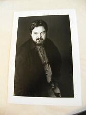 """""""Photographie Michel Tremblay 1988 par Steinberger"""""""