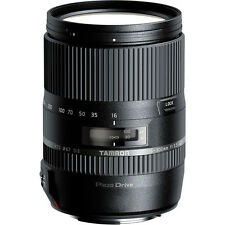 TAMRON 16-300mm f/3.5-6.3 Di II PZD ZOOM LENS for Sony A-Mount Cameras B016S