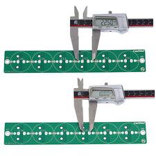 1pcs 6 String 2.7V 500F Super Capacitor Protection board 100F 120F 220F 360F 400