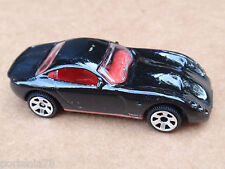 2013 Matchbox TVR TUSCAN S 62/120 MBX Adventure City LOOSE Black
