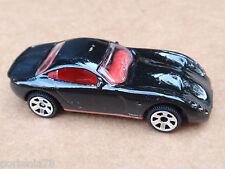 2013 Matchbox TVR TUSCAN S 62/120 MBX Adventure City LOOSE Black