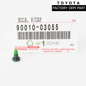 GENUINE TOYOTA CAMRY 2002-2006 CLIMATE CONTROL BACK LIGHT BULB OEM 90010-03055