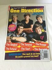 MagBook The Superfan's Guide To One Direction  British Magazine