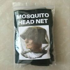 Surviv Anti Mosquito Headgear Mesh Hat Head Face Protector Avoid Bug Bee New
