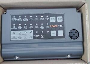 Generac G009853-0 POWERZONE Annunciator Panel Assembly 57.6K Baud RRP & RAP