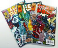 Marvel DEADPOOL (1999) #34 VF+ #35 VF/NM #37 NM Lot Ships FREE!