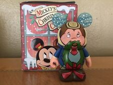 "The Beggar MOLE  3"" Vinylmation Mickey's Christmas Carol Series NEW"