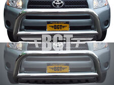 BGT 2006-2015 TOYOTA RAV4 FRONT BULL BAR WITH PLATE BUMPER GUARD S/S