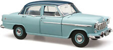 Holden FE Special Teal Blue over Elk Blue 1:18 Classic Carlectables Cars
