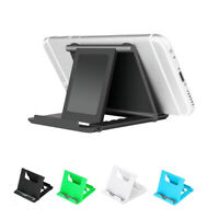 Adjustable Cell Phone Holder Stand Folding Foldable for Samsung iPhone Universal
