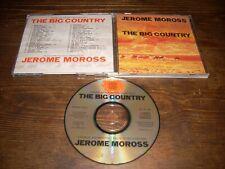 """THE BIG COUNTRY"" SOUNDTRACK/JEROME MOROSS/SCREEN CLASSICS CD 1991 USA/SC-1R-JM"