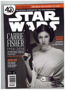STAR WARS INSIDER #171  Newsstand Cover Edition           / 2017 Titan Magazines