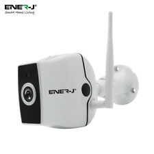 Smart Premium Outdoor IP Camera - 2MP - 2 Way Audio - CCTV Security Night Vision