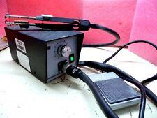 Dénudeur thermique FTM avec chauffe contact pied, alimentation BDT2 + pince