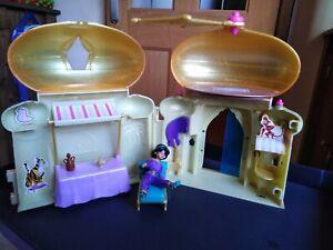 Disney Princess Magiclip JASMINE Palace Market Playset Doll Figure  - Mattel