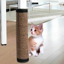 Cat Arch Scratcher Scratch Scratching Toy Grooming Post Pet Brush Self Board