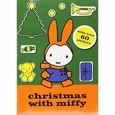 Christmas with Miffy: Sticker Activity Book,Simon & Schuster UK,New Book mon0000