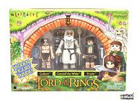 Lord of the Rings LOTR Minimates Box Set # 2 (Gollum, Gandalf, Frodo & Uruk-hai)