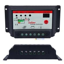 Intelligent 30A PWM Solar Panel Charge Controller 12V 24V Battery Regulator HS
