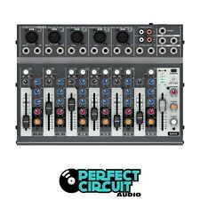 Behringer XENYX 1002B 10CH Battery Powered MIXER - NEW - PERFECT CIRCUIT
