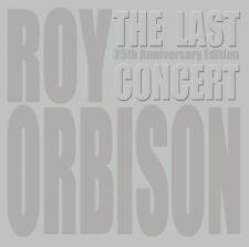 Roy Orbison : The Last Concert CD 25th Anniversary  Album with DVD 2 discs