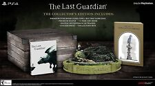 NEW Last Guardian: Collector's Edition (Sony PlayStation 4, 2016)