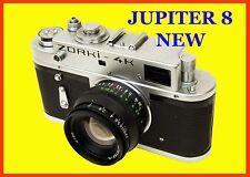 JUPITER-8 2/50mm Russian Lens screw M39 FED,Zorki, new-old stock